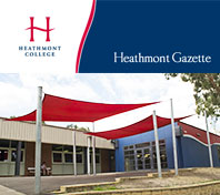 Heathmont Gazette
