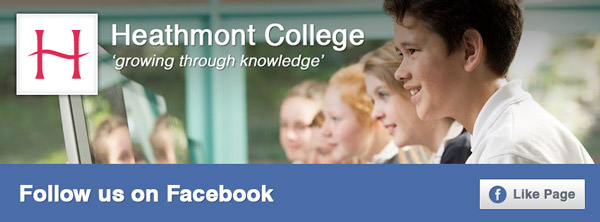 Follow Heathmont College on Facebook
